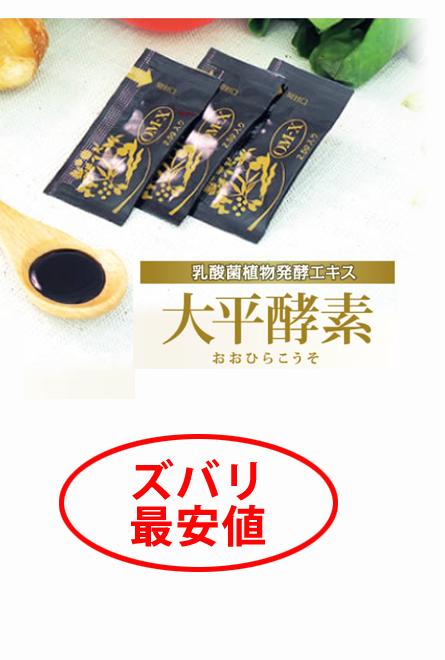 大平酵素 最安値販売店1