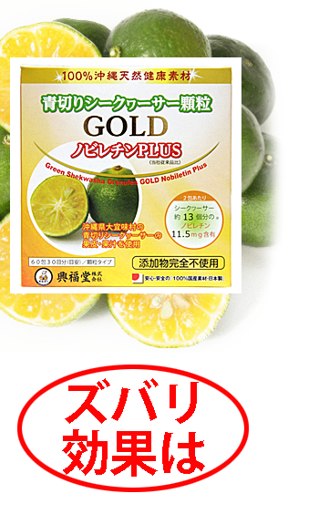 GOLDノビレチンPLUS 最安値1